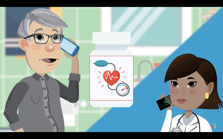 La presion arterial alta y el Coronavirus